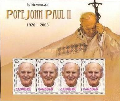 [Death of Pope John Paul II, Typ ]