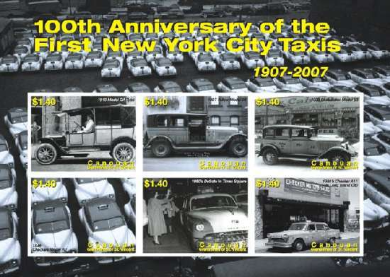 [The 100th Anniversary of the NYC Taxi Service, Typ ]