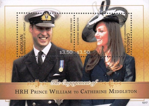 [Engagement of Prince William and Catherine Middleton, Typ ]