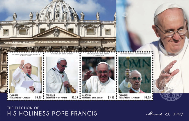 [The Election of Pope Francis, Typ ]