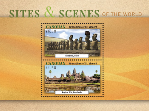 [Sites & Scenes of the World, Typ ]