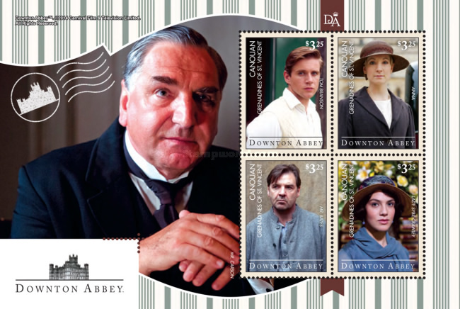 [TV Shows - Downton Abbey, Typ ]