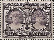 [Not Issued Spanish Stamps Overprinted