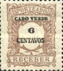 [Numeral Stamps - Value in Centavos, type C5]