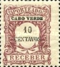 [Numeral Stamps - Value in Centavos, type C6]
