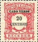 [Numeral Stamps - Value in Centavos, type C8]
