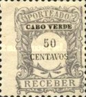 [Numeral Stamps - Value in Centavos, type C9]