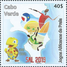[Africa Beach Games - Island of Sal, Cape Verde, type ACX]