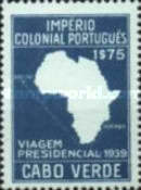 [President Carmona's 2nd Colonial Tour, type AG1]
