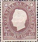 [King Luis I of Portugal, 1838-1889, type B8]