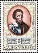 [The 500th Anniversary of the Birth of Pedro Cabral (Explorer), Typ DC]