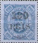 [Issues of 1893 & 1894 Overprinted, Typ G10]