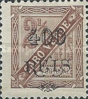[Issues of 1893 & 1894 Overprinted, Typ G11]