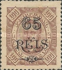 [Issues of 1893 & 1894 Overprinted, Typ G3]