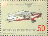 [The 40th Anniversary of ICAO, Typ HU]