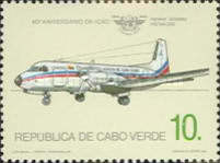 [The 40th Anniversary of ICAO, Typ HW]