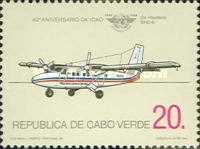 [The 40th Anniversary of ICAO, Typ HY]