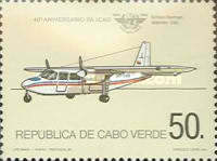 [The 40th Anniversary of ICAO, Typ HZ]