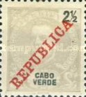 [Previously Issued Stamps Overprinted