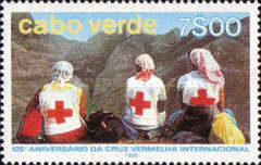 [The 125th Anniversary of Red Cross Movement, Typ KA]