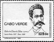 [The 100th Anniversary of the Death of Roberto Duarte Silva (Chemist), 1837-1889, Typ KK]