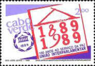 [The 100th Anniversary of Interparliamentary Union, Typ KN]
