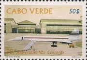 [The 30th Anniversary of Concorde (Supersonic Airplane), Typ RT]