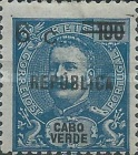 [Issues of 1898 & 1913 Overprinted & Surcharged, type T2]