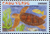 [Marine Turtles (Caretta caretta), Typ TS]