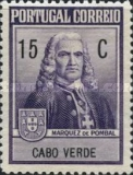 [Tax for Marquis of Pombal Monument - Portuguese Postage Stamps in Changed Colors, Surcharged & Overprinted