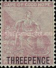 [Not Issued Stamp Surcharged, Typ E]