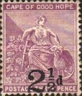 [Not Issued Stamp Surcharged, Typ H]