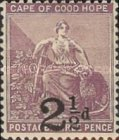 [Not Issued Stamp Surcharged, Typ H1]