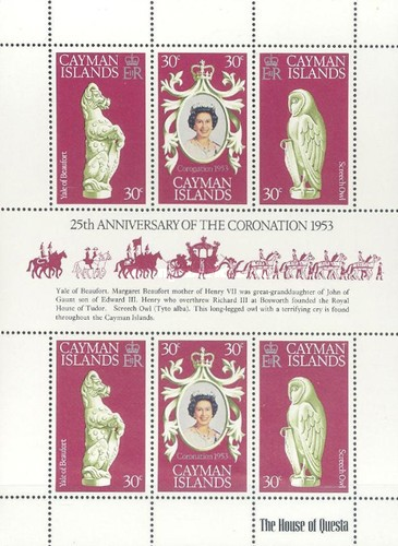 [The 25th Anniversary of the Coronation of H.R.M. Queen Elizabeth II, Typ ]