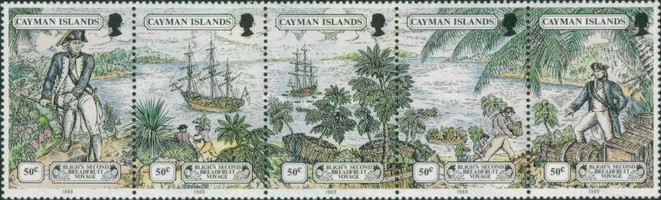 [Bligh's Second Breadfruit Voyage, Typ ]