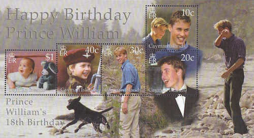 [The 18th Anniversary of the Birth of Prince William - Without White Frame, Typ ]