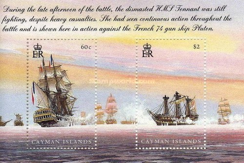 [The 200th Anniversary of Battle of Trafalgar, Typ ]