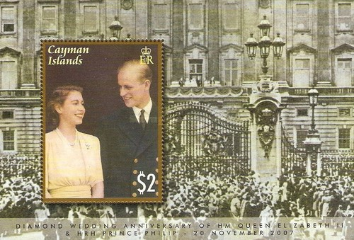 [The 60th Anniversary of the Wedding of Queen Elizabeth II and Prince Phillip, Typ ]