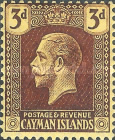 [King George V - New Design. See also No. 56-69, Typ AA]