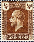 [King George V - New Watermark, type AA5]