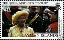 [Queen Elizabeth the Queen Mother's Century, Typ AAI]