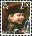 [The 18th Anniversary of the Birth of Prince William - White Frame, Typ ABK]