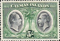 [King William IV & King George V, Typ AC10]