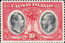 [King William IV & King George V, Typ AC13]