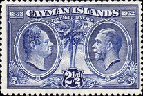 [King William IV & King George V, type AC5]