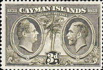 [King William IV & King George V, Typ AC6]