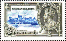 [Silver Jubilee of King George V, Typ AD2]