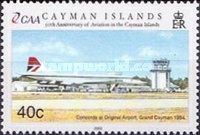 [The 50th Anniversary of Cayman Islands - Aviation, Typ AEB]