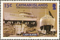 [The 100th Anniversary of Shipping Registry, Typ AFJ]