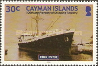 [The 100th Anniversary of Shipping Registry, Typ AFL]